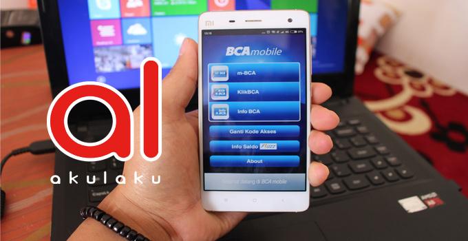 gambar featured bayar cicilan akulaku dengan mobile banking bca