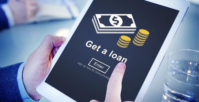 pinjaman online melalui smartphone