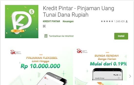 pinjaman online tanpa npwp kredit pintar