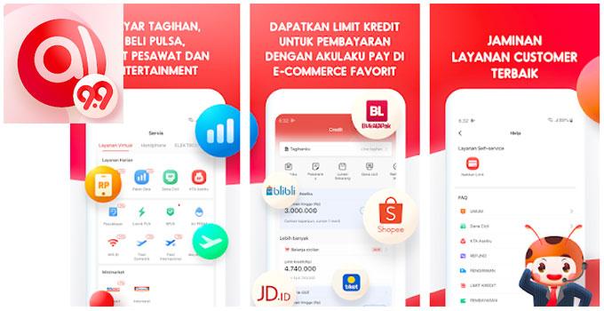 Cicilan Akulaku: Belanja Online & Offline Sekarang Bayar Nanti