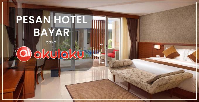 pesan hotel bayar pakai akulaku featured image