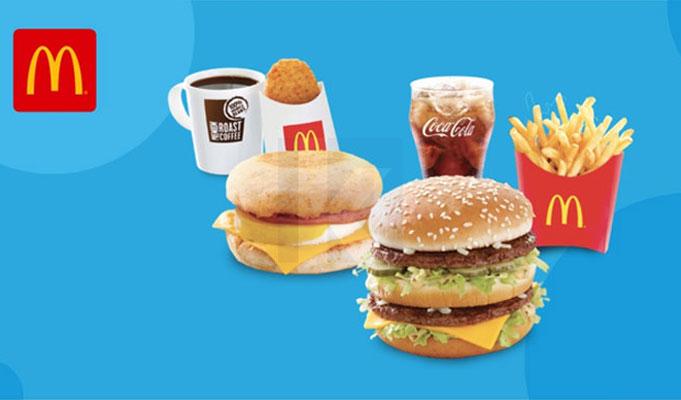 beli makan pakai kredivo di mcdonalds dan solaria