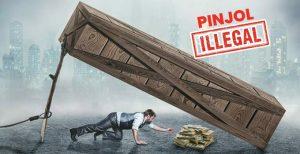Pinjol Ilegal dan Aplikasi Pinjaman Online Tidak Resmi OJK ...