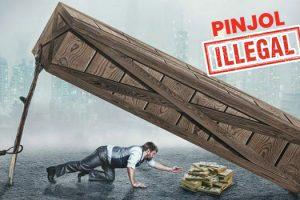 Pinjol Ilegal dan Aplikasi Pinjaman Online Tidak Resmi OJK