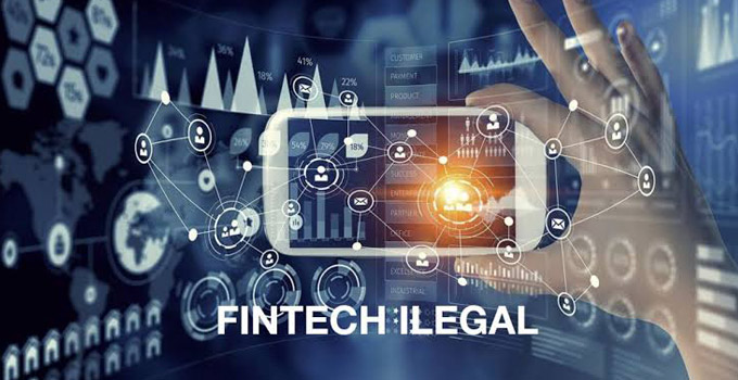 resiko pinjaman online ilegal