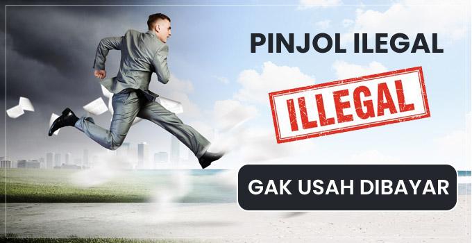pinjol ilegal gak usah dibayar featured image