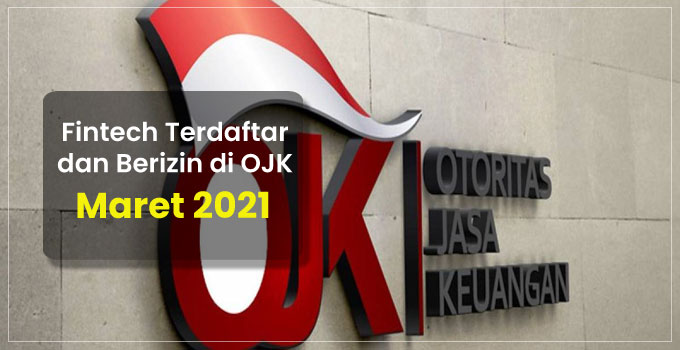 fintech ojk maret 2021 featured image